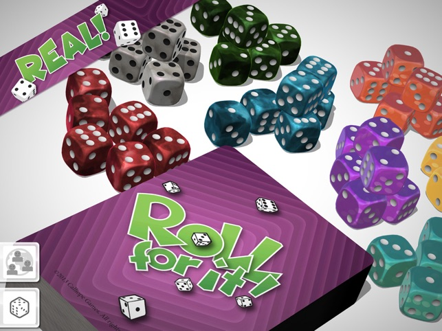 ‎Roll For It! Screenshot