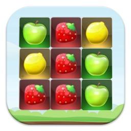 Shape Fruit Puzzle
