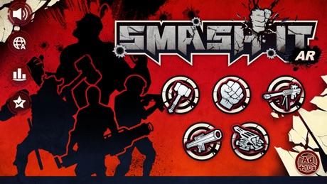 Smash It! AR – Stress Relief