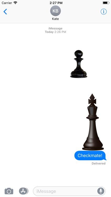 chess sticker pack
