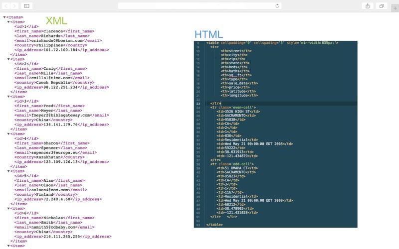app shopper csv converter pro developer tools