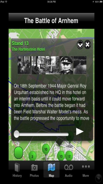 Pocket Tours - Arnhem screenshot-3