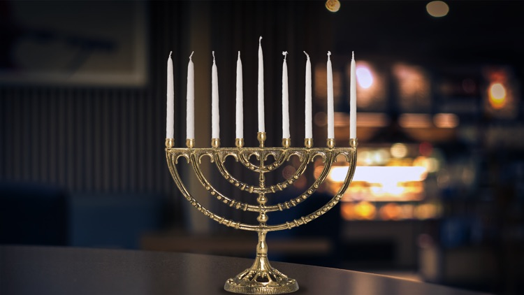 Smart Menorah screenshot-0