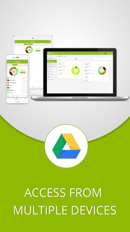 Foreceipt Receipt Tracker App screenshot-4