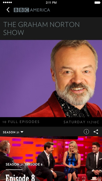 BBC America screenshot-4