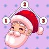Christmas Dot to Dot. Connect dots game for children - iPhoneアプリ