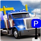 Off-Road Euro Truck Drive 3d icon