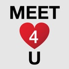 Meet4U - ¡Chat, amor y ligues! icon