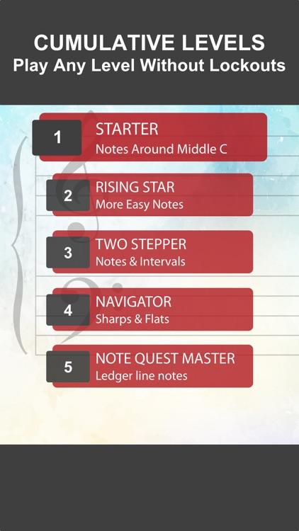 Note Quest Pro - Learn Piano screenshot-3