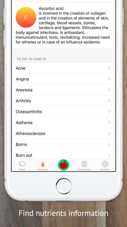 Nutryoo - Health & Nutrition screenshot-3