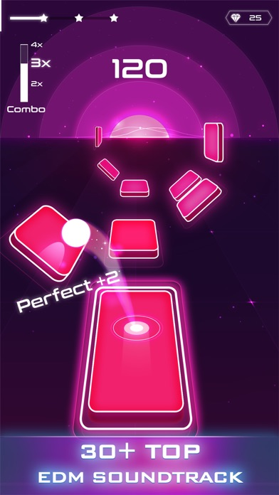 Magic Twist - Piano Hop Games screenshot 1