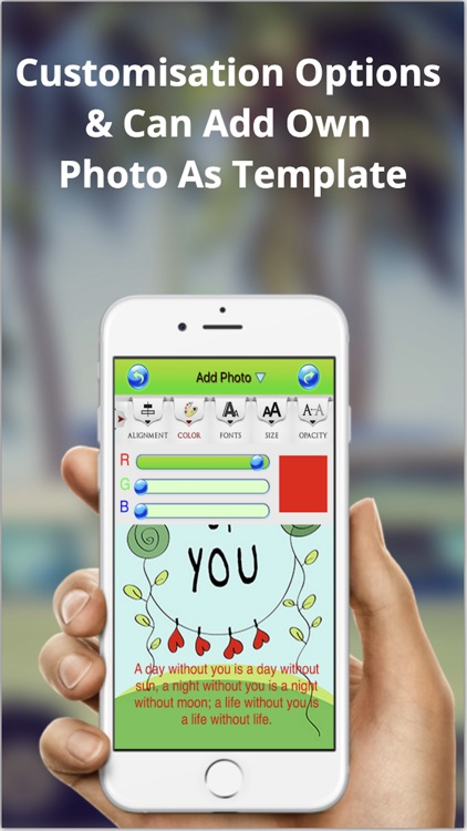 Best Greeting Cards Maker App screenshot-3