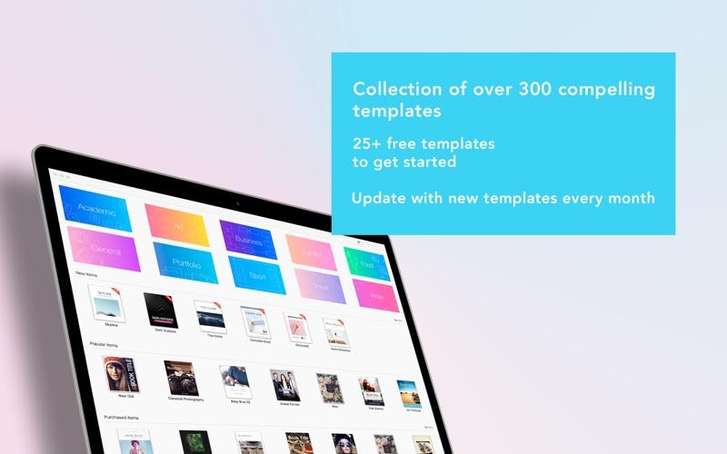 DesiGN for iBooks - Templates | App Price Drops