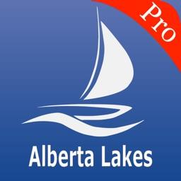 Alberta Nautical Charts Pro