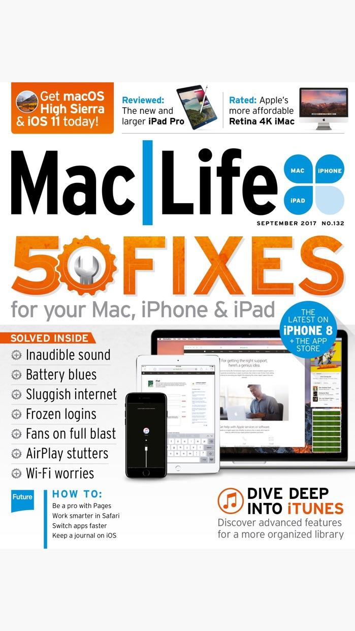 Mac Life: the ultimate Apple magazine Screenshot