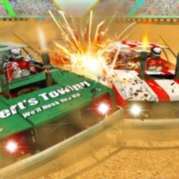 Extreme Car Wars & Crash 3D
