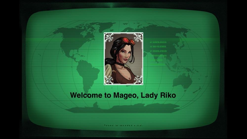 Mageo: Maiden Voyage Cheat Codes