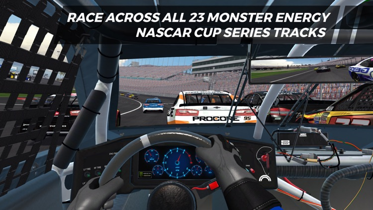NASCAR Heat Mobile screenshot-1