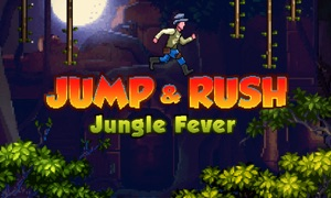 Jump & Rush - Retro Arcade Fun