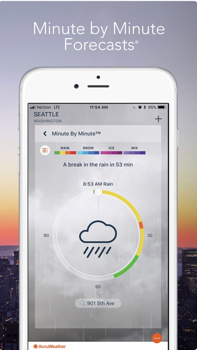 download AccuWeather: Weather Tracker apps 1