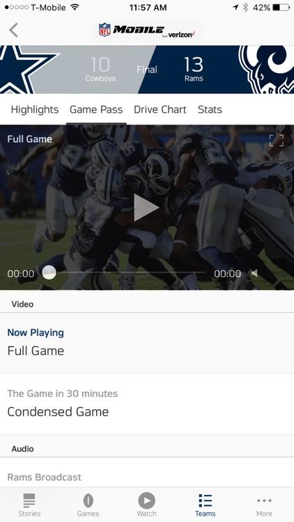 NFL screenshot-3
