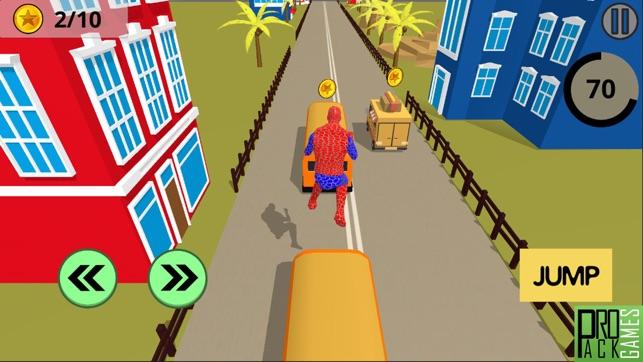 Amazing Spider Superhero – Strange Running Game on the App Store