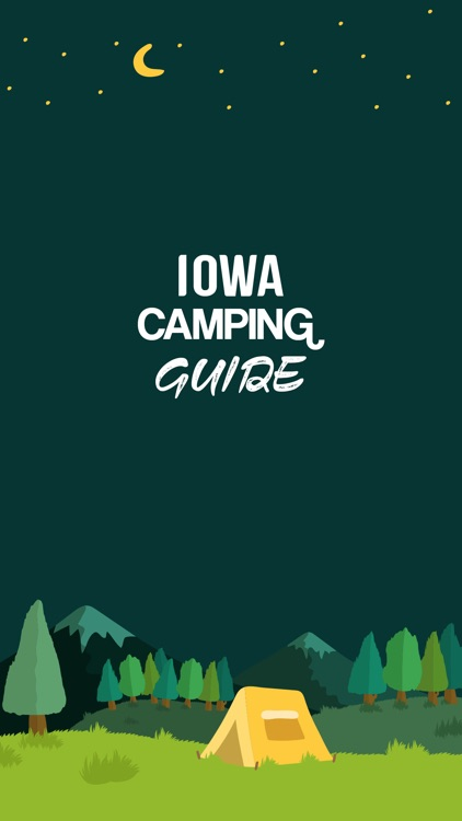 Iowa Camping Guide screenshot-0