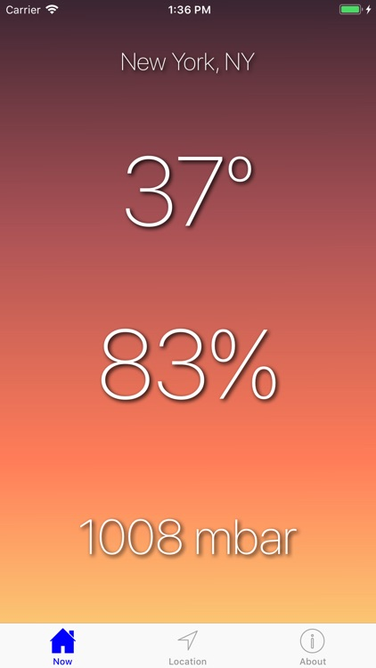 Big Weather Forecast screenshot-3