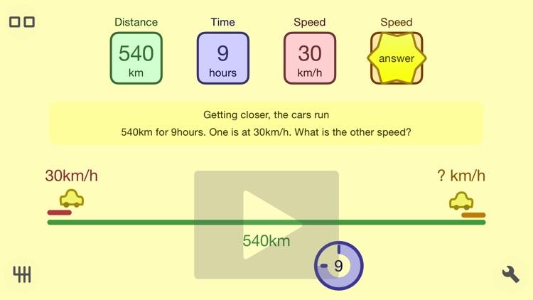 FindSpeed-distance time speed screenshot-4
