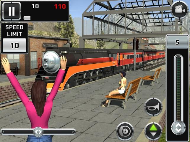Amtrak Train Driving Simulator on the App Store