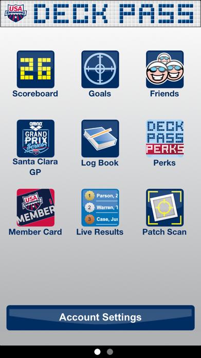 Deck Pass Screenshot