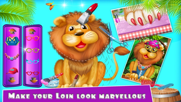 Jungle Star Pets Beauty Salon screenshot-3