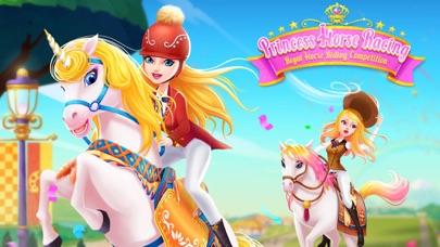 Princess Horse Racing Screenshot on iOS
