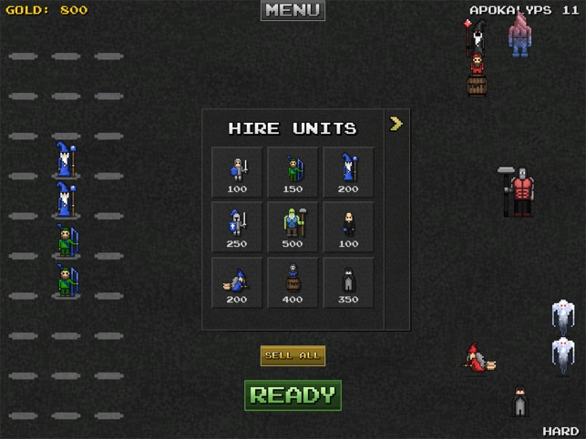 8bitWar: Apokalyps Screenshot