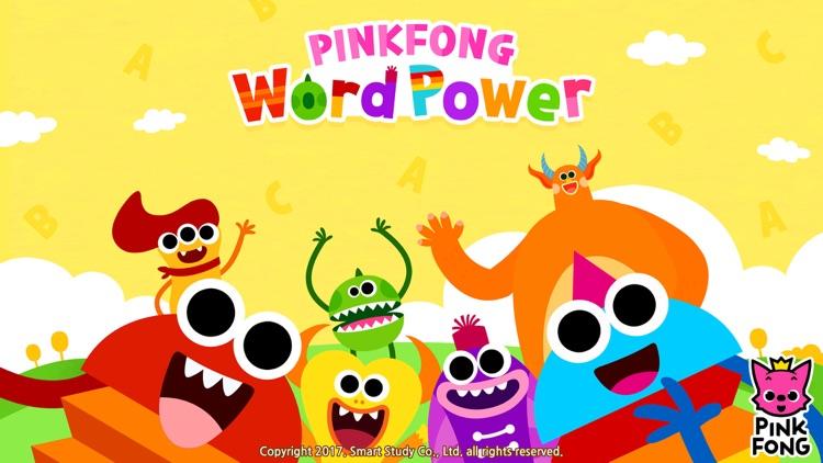 Pinkfong Word Power screenshot-0