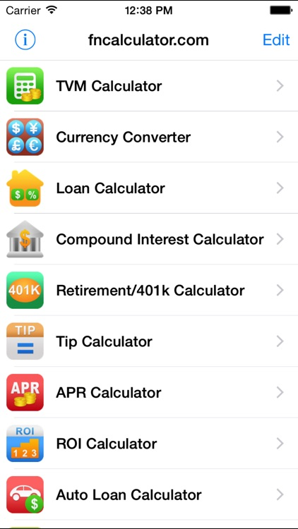 EZ Financial Calculators Pro screenshot-0