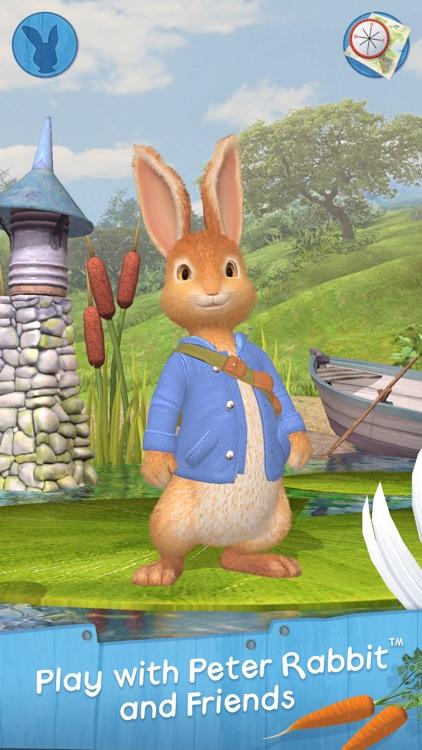 Peter Rabbit: Let's Go!! screenshot-0