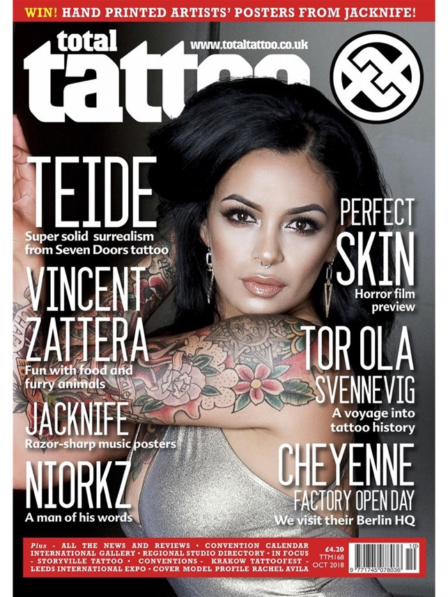 Total Tattoo Magazine on the App Store