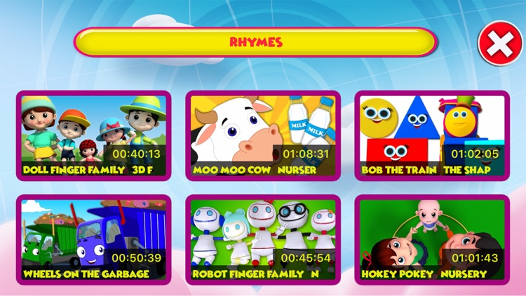 Nursery Rhymes Kingdom screenshot-4