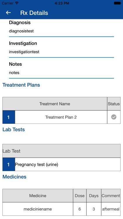 HapHealth For Doctors screenshot-3