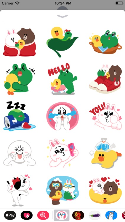 Coco is Naughty Sticker Pack