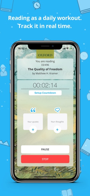 bookly read more on the app store