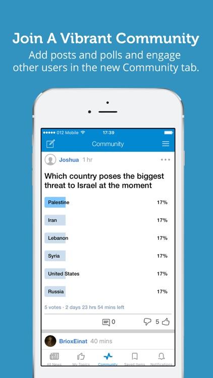 Israel & Middle East News screenshot-4