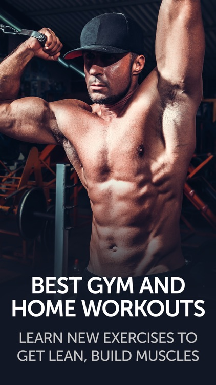 Fitness Buddy: Gym Workouts