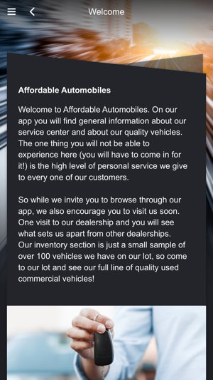 affordable automobiles llc on the app store app store apple