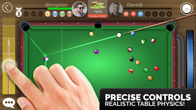 Bad AI Billiard Battle для Android