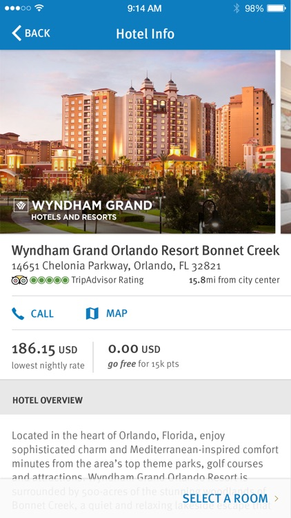 Wyndham Rewards screenshot-3