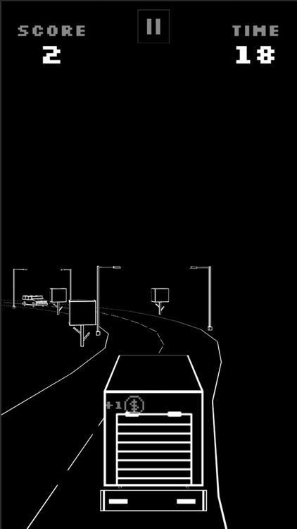 Racing Pixel Car screenshot-4