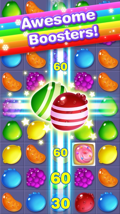 Candy Crack Mania screenshot-1