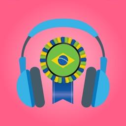 Brazil Radios (Brazillian FM) - News & Music